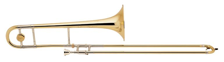 Trombone ténor Sib Stradivarius perce 13.90mm