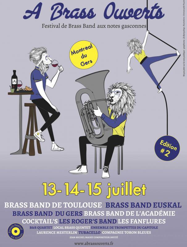 Festival A Brass Ouverts