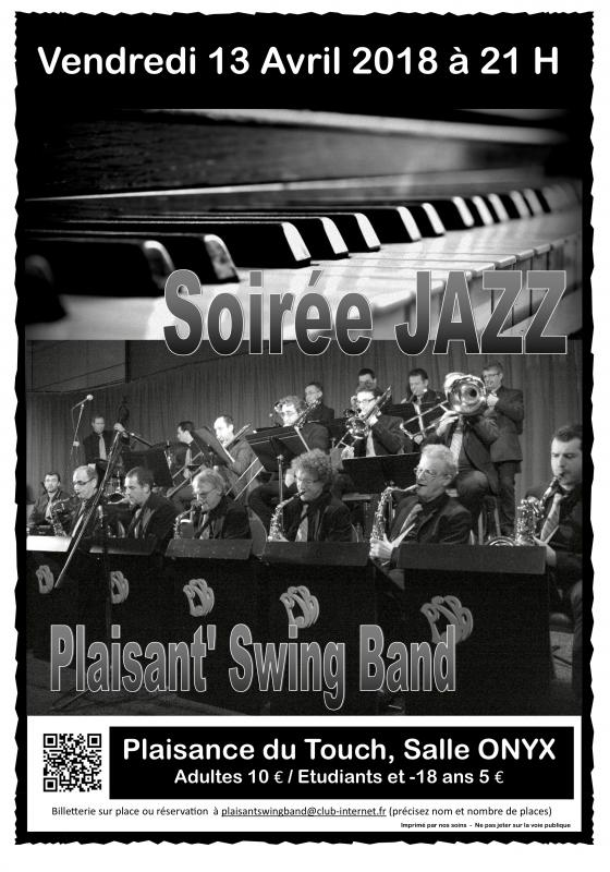 Plaisant' Swing Band